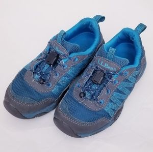 Boys' L.L.Bean Multisport Sneakers  SIZE 11 blue